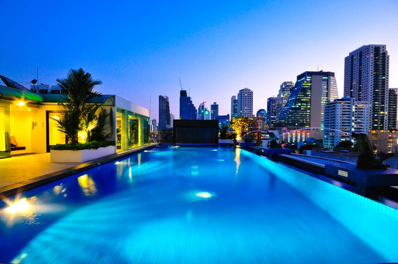 Admiral Premier Bangkok Serviced Apartment Hotel In Sukhumvit 23 Near Asoke Bts 4 Star